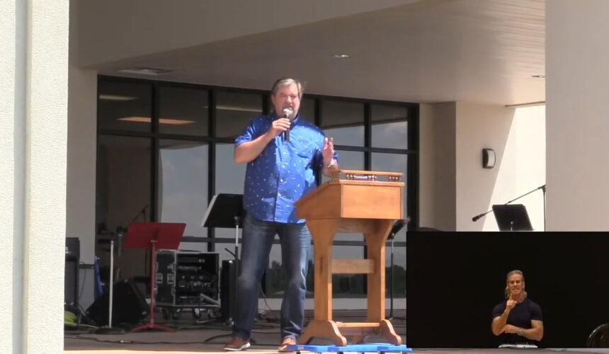 June 7th, 2020 – Pastor Sam Bailey