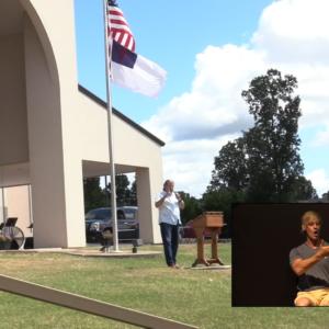 July 26th, 2020 – Pastor Sam Bailey