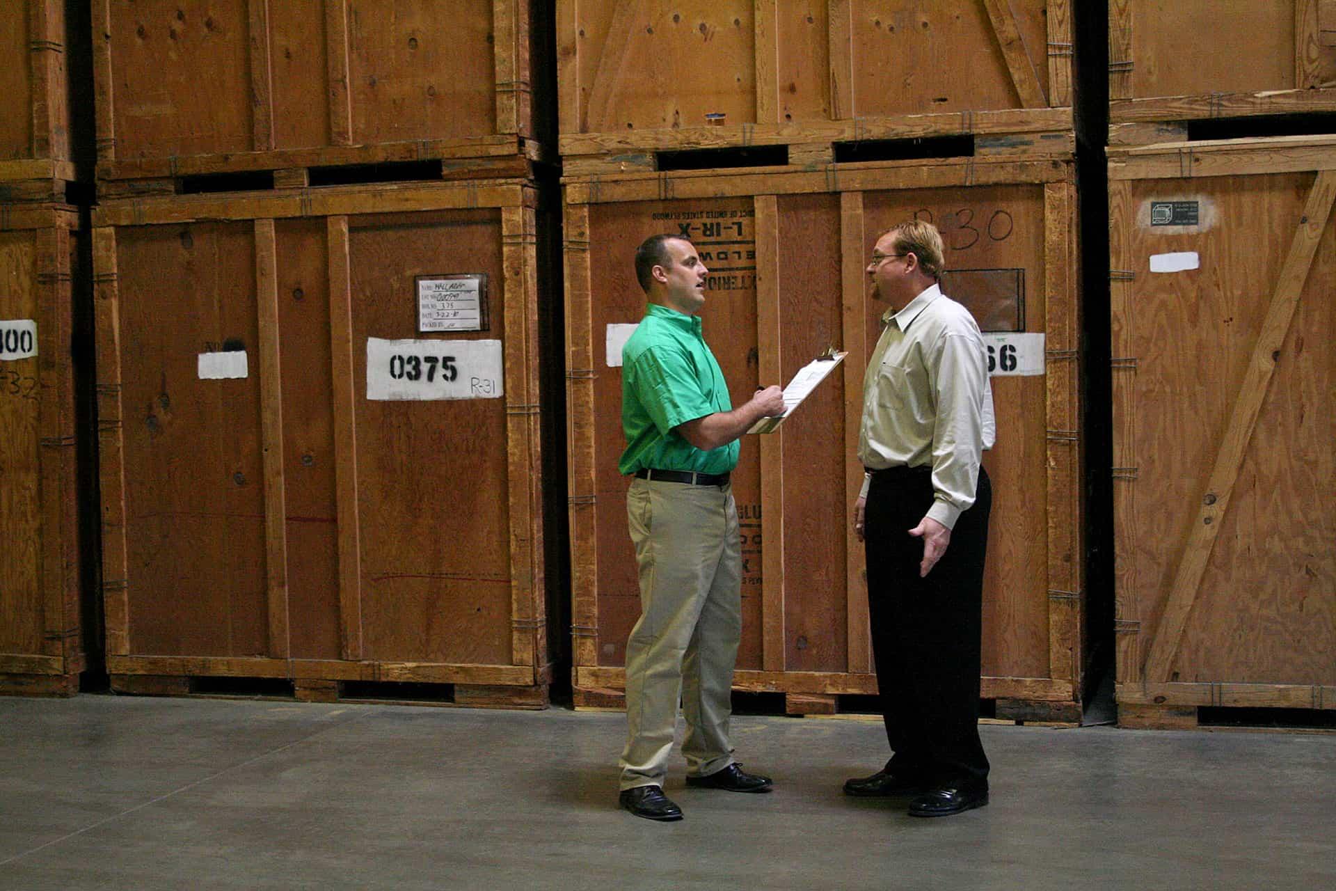 warehouse estimator