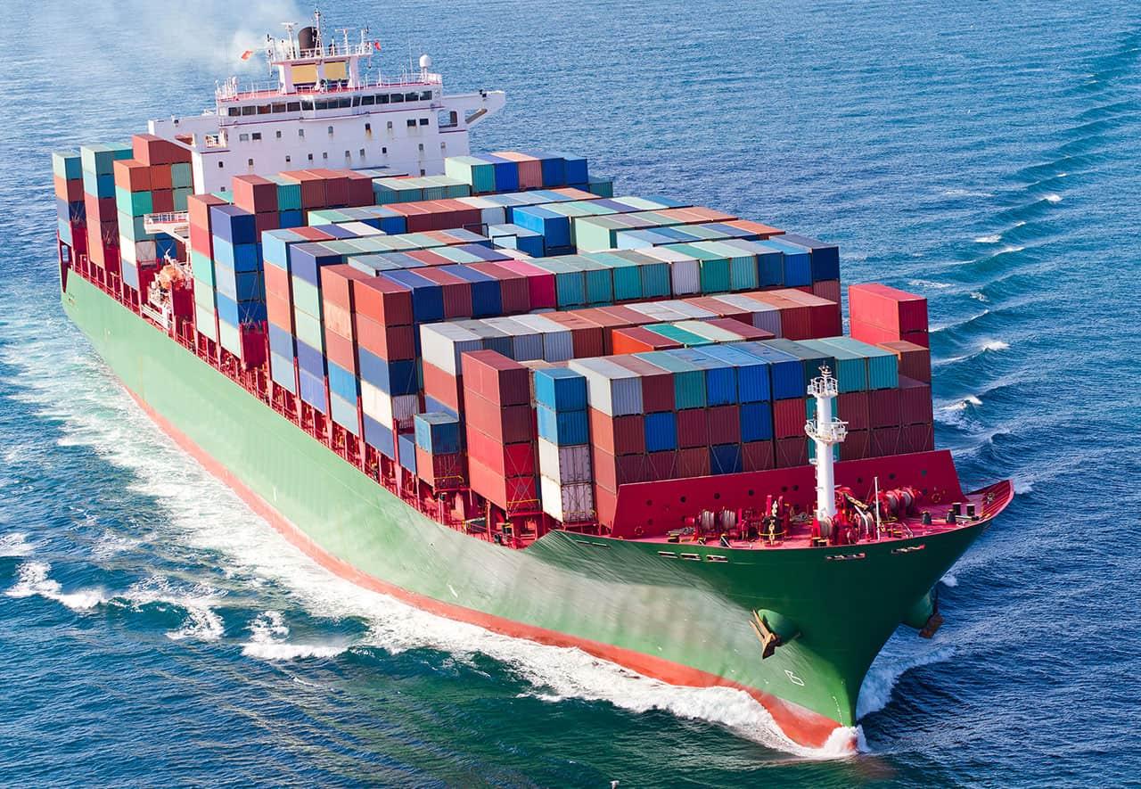 international sea transport