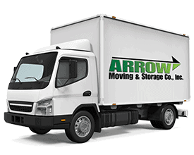 arrow moving truck