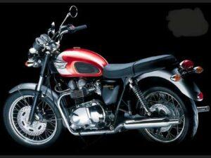 Triumph Bonneville_T100
