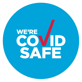 Fully Vaccinated and COVID Safe