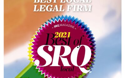 Your Family Matters Law Firm – Platinum Best of SRQ 2021