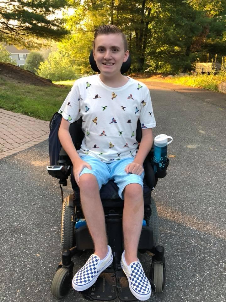 Jake Wheelchair