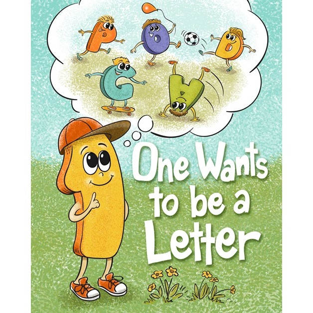 One Wants to be a Letter Square