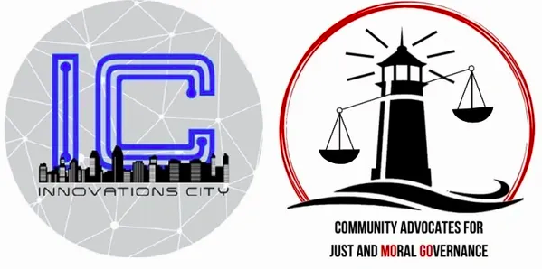 Logos for IC and MoGo