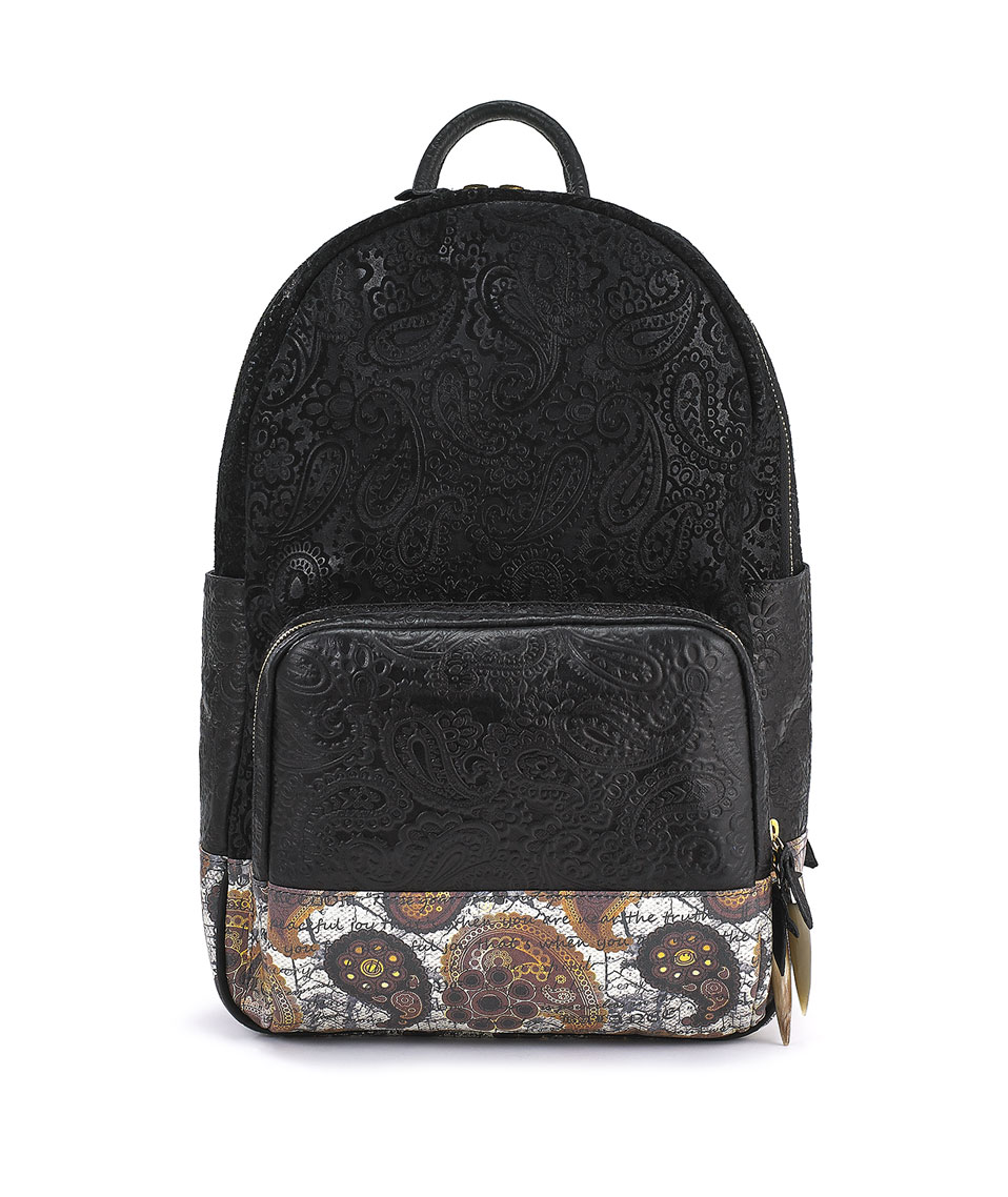 Sport Backpack  black Ganesh 1