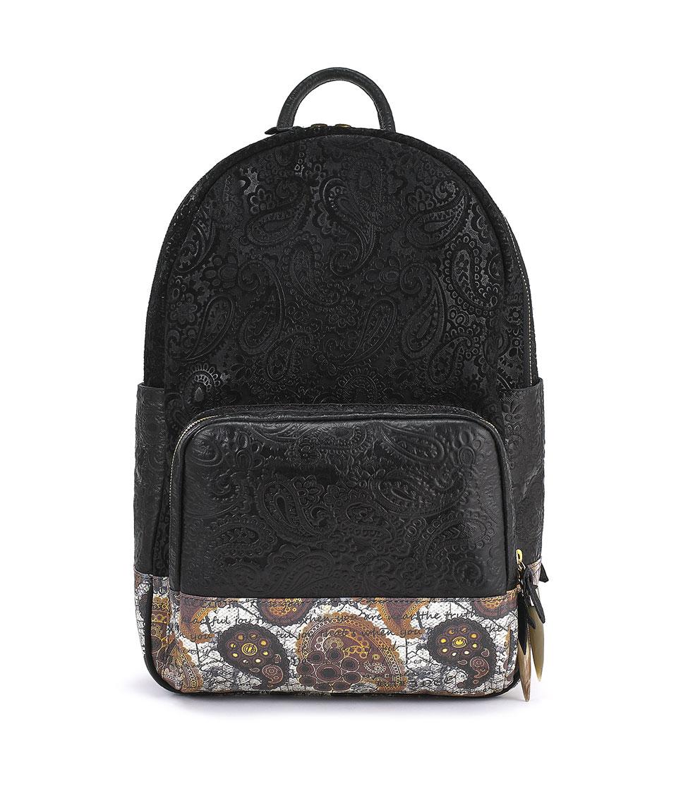 Sport Backpack  black Ganesh 1