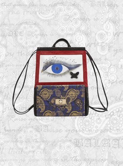 Evil-Eye-Sac -Hand bag