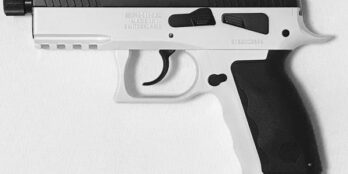 Sphinx SDP Compact Duty 9mm Pistol – Alpine White   17rd   Threaded Barrel