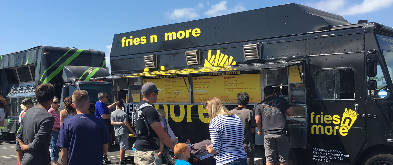 Best food Truck Caterers
