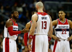 The Wizards Texas Woes