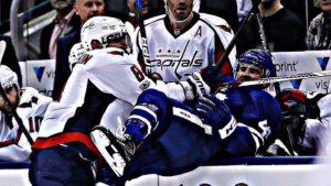 NHL Playoffs: Washington Capitals vs Toronto Maple Leafs