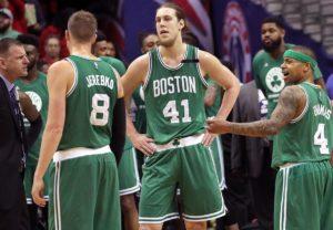 Washington Ends Season in Boston