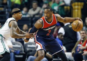 Wizards Get First Win of Series At Home