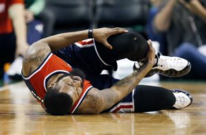 Markieff Morris vows he's playing in Game Two