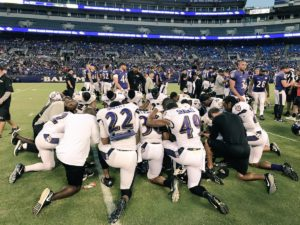 Injuries Mount Early in First Week of Ravens' Training Camp
