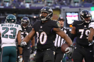 Kenneth Dixon Out For the Season, Ravens Sign Rainey
