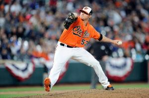 REPORT: Dodgers Interested In Baltimore Orioles Closer Zach Britton