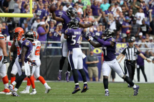 Baltimore Ravens: The Defense Continues to Grind