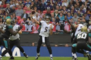 Ravens May Have to Adjust Their Offensive Line