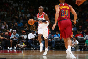 Cavs rest half the roster, Wizards win 102-94