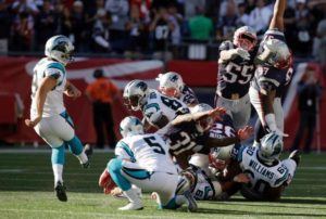 Yeah We Expected This! Panthers are 3-1 after Graham Gano's game winning field goal