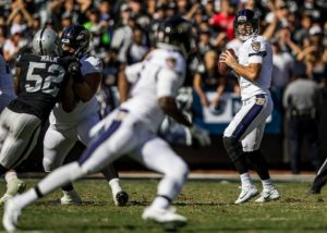 Ravens Season Outlook going into the Bye Week