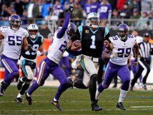 Keep Pounding: Jonathan Stewart shoulders the load, Panthers win 31-24