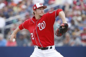 Who Will Be The Nationals 5th Starter Come Opening Day?