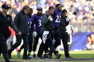 Defensive back is the Baltimore Ravens most overlooked need