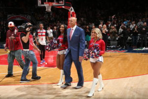 Phil Chenier's jersey retirement marks a special night in Capital One Arena despite Wizards' loss