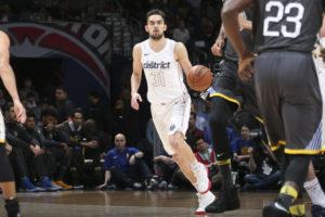 Bradley Beal struggles, Washington Wizards lose to Golden State Warriors