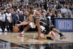 Washington Wizards drop against the Spurs, 98-90