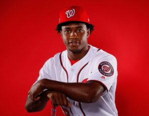 Nationals OF Victor Robles deserves to start