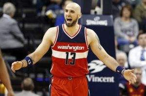 Third times the charm for Wizards team on St.Patrick's Day against Pacers