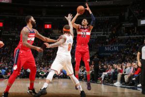 Lack of urgency on behalf of the Wizards leads to another loss at home
