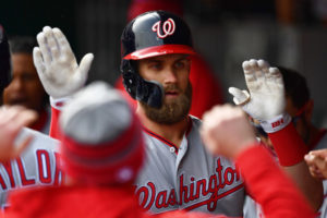 Nationals beat Reds for series sweep despite poor late inning pitching