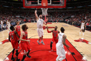Without the help of John Wall, Wizards lose to Bulls in a thrashing, 113-94