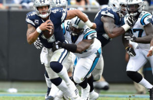 Panthers Victorious Over Cowboys But Lose Greg Olsen and Daryl Williams in the Process