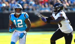 Carolina Panthers Torch Top-Ranked Defense and Defeat Ravens 36-21 (Video)
