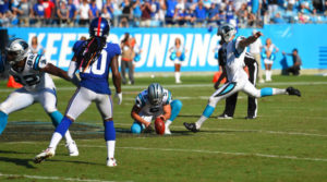 Graham Gano's Heroics Propel Panthers to a Last Second Victory Over the Giants