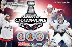Capitals 2018-2019 Medallion Collection