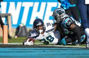 """Carolina Panthers Drop """"Must Win"""" Home Game to Seattle Seahawks"""