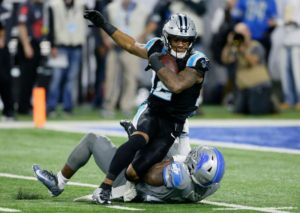 Panthers Run Out of Gas in Motor City; Fall to Detroit Lions 20-19