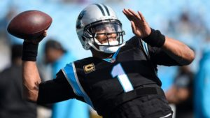 Cam Newton Emotional As He Opens Up About His Shoulder Struggles