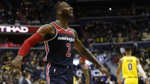 The King of D.C, John Wall, drops 40 points in win against Lakers