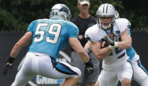 Panthers Kuechly and McCaffrey Named To AP All-Pro Teams