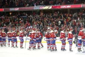 Spring is Coming: The Caps' Quest to Repeat Begins